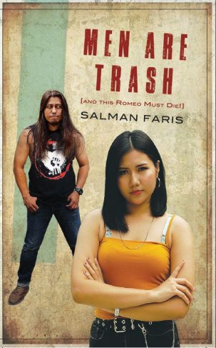 MEN ARE TRASH by Salman Faris